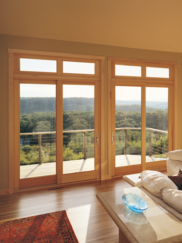 Top 10 innovations in window technology pro remodeler for Marvin scenic doors
