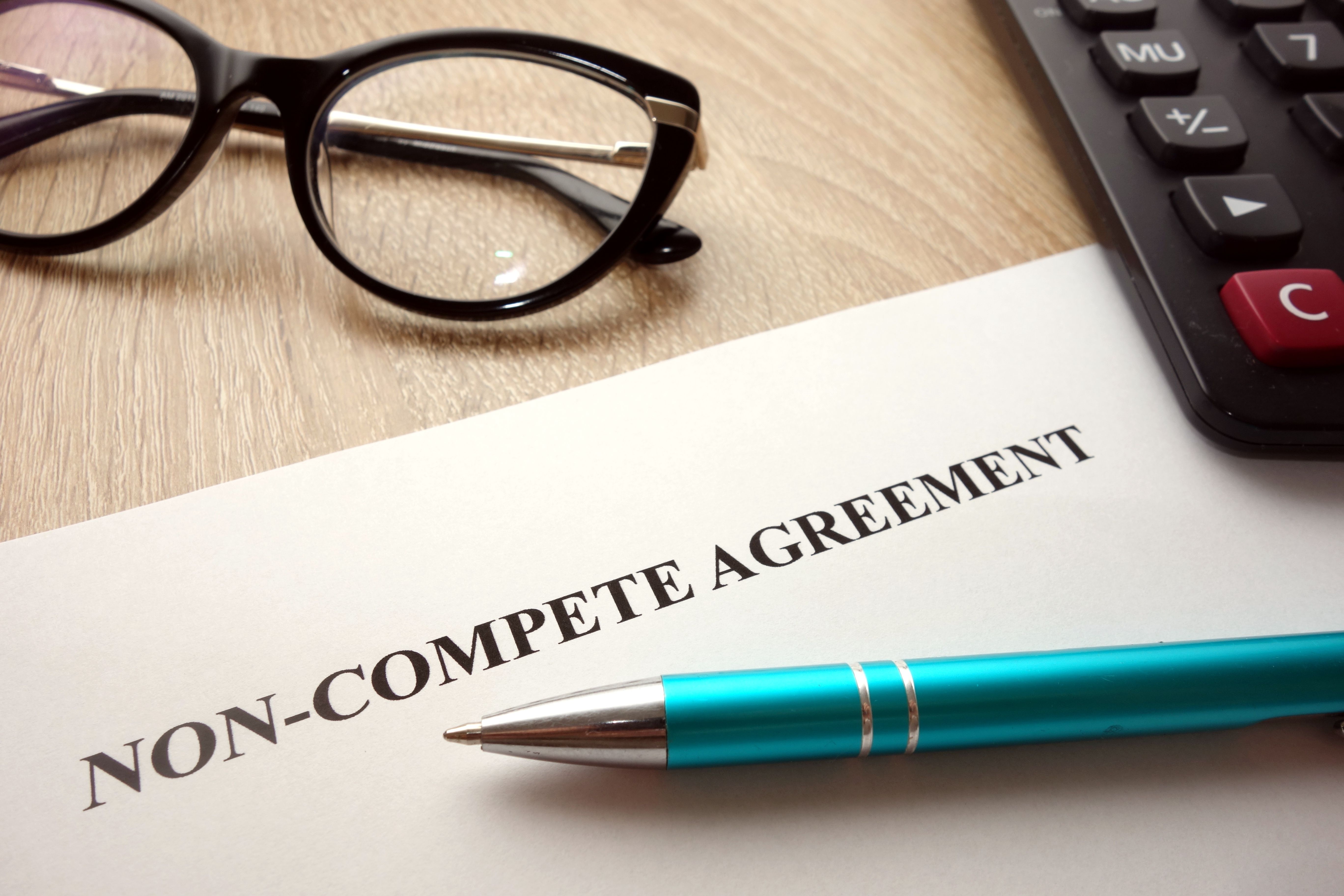 Will A Noncompete Really Stop Someone From Going Into Business