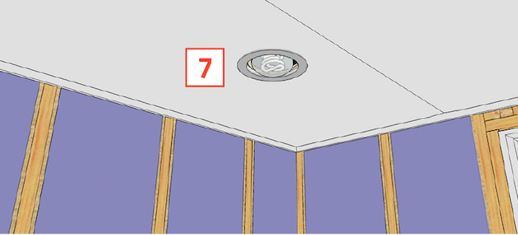 airtight soffit how-to, step 7
