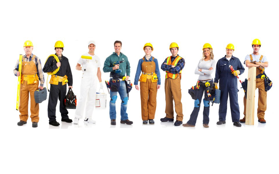 Personnel Construction Workers Are The Happiest Employees
