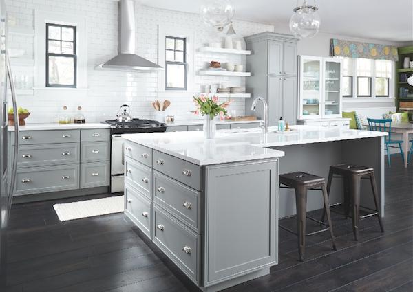 Merillat cabinets good simple elegant merillat cabinets for Merillat white kitchen cabinets