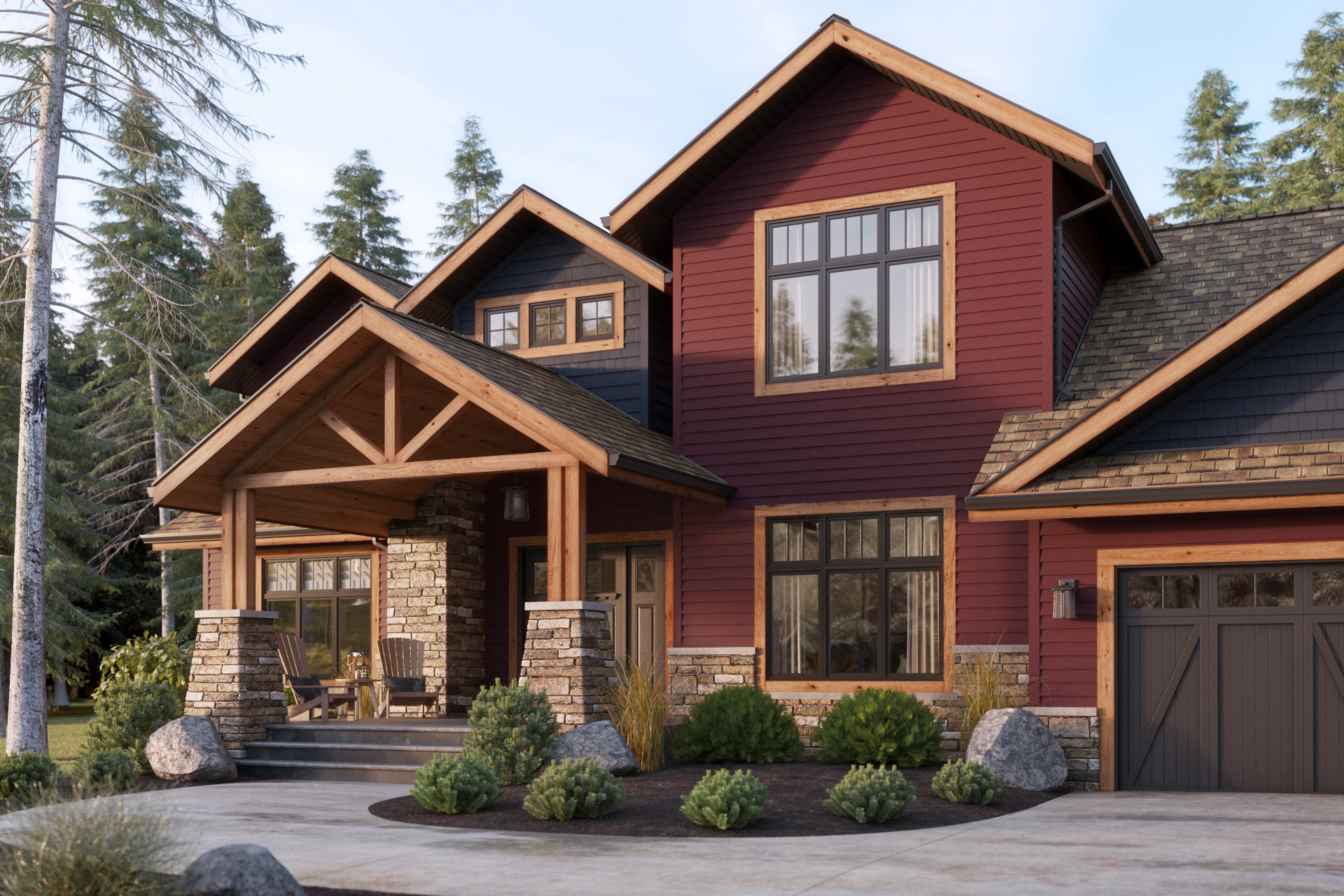 7 Exterior Color Combinations to Give Your House Instant ...