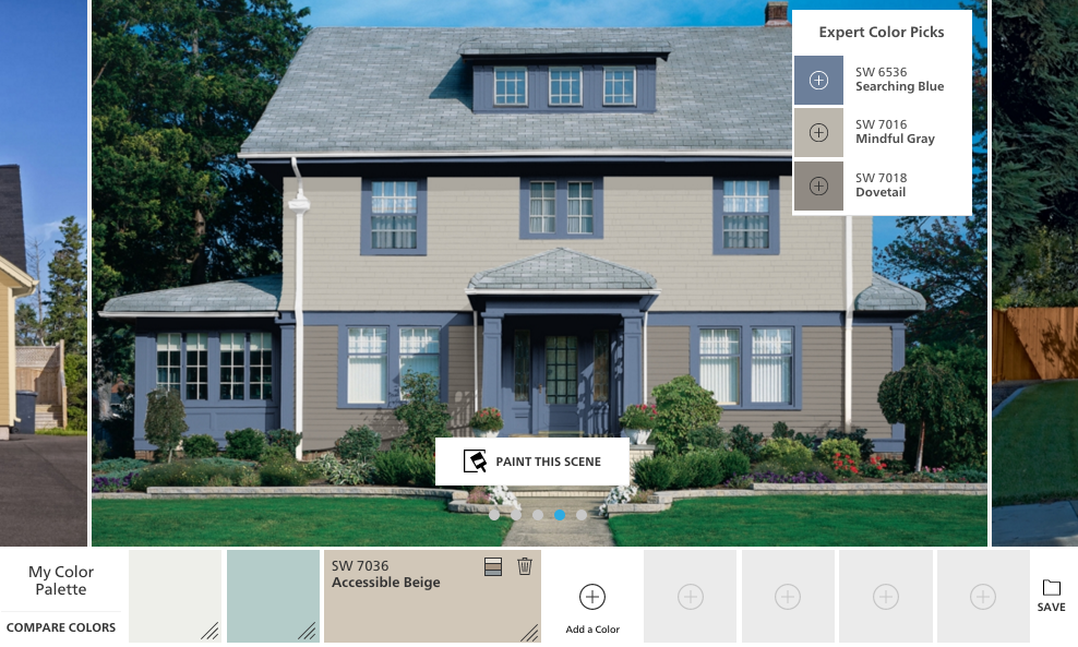 How to choose exterior colors pro remodeler for Exterior house color visualizer