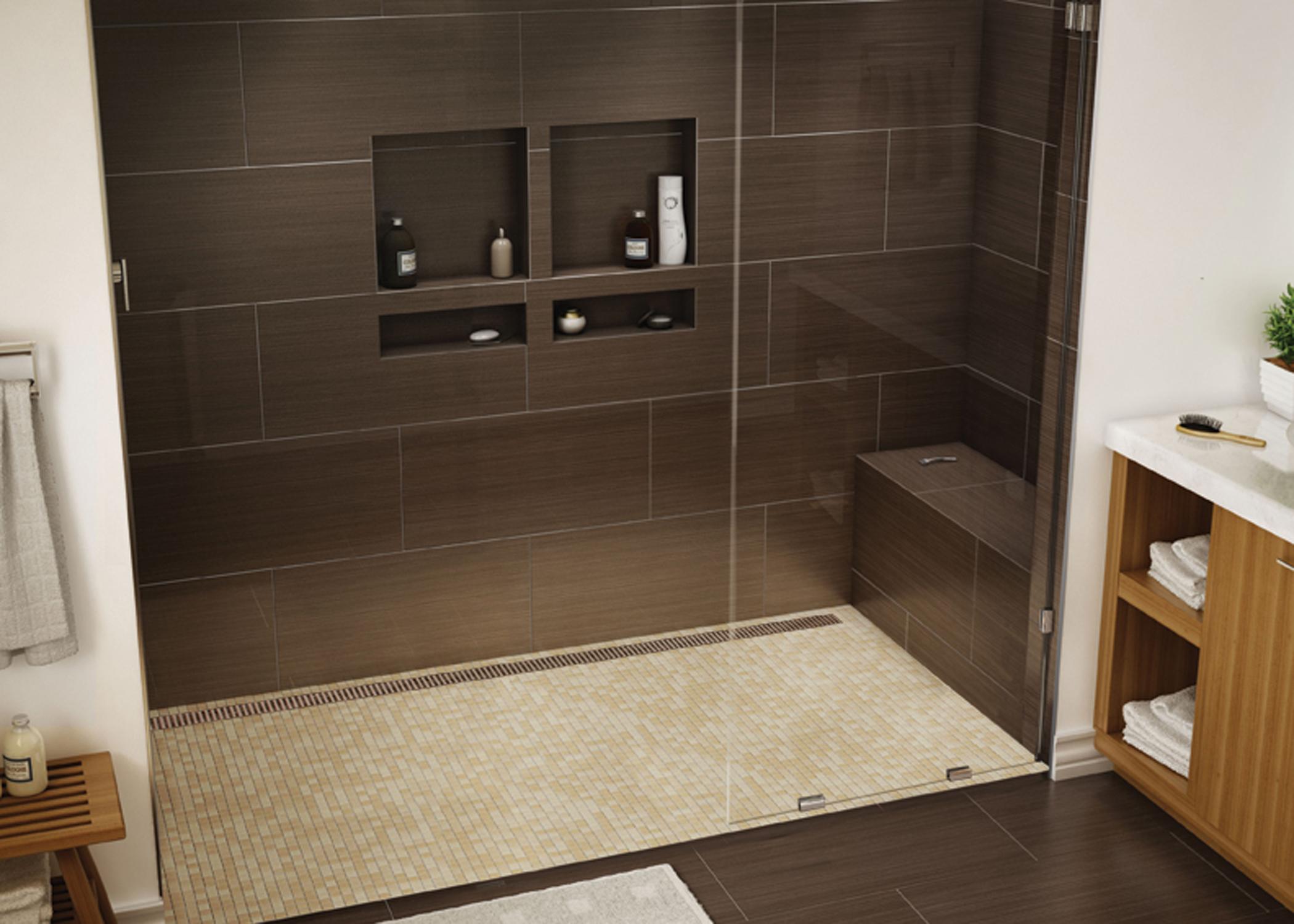 Tile Redi Shower Bases | Pro Remodeler