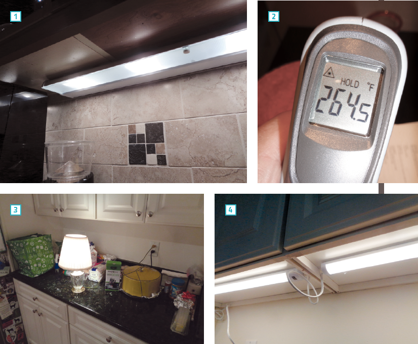 Undercabinet Lighting Dos Don'ts Pro Remodeler Awesome Backsplash Lighting Model