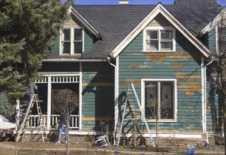 homes are aging and they need remodeling