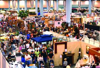 you can get better rent at remodeling home shows