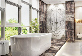 bathroom trends from remodelers, designers, and product specialists