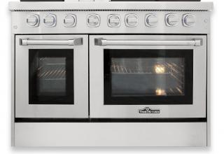 thor kitchen range oven pro remodeler