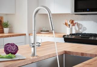 American Standard Beale MeasureFill Faucet on pro remodeler