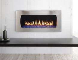 Heat & Glo Mezzo Gas Fireplace