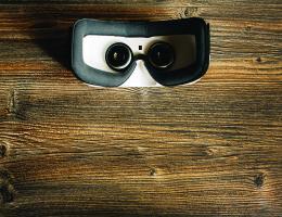 VR headset for remodeling