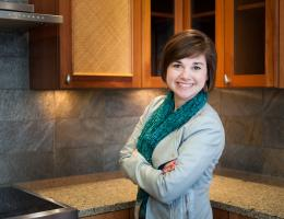 Janel Campbell, Design Consultant at Neil Kelly, in Portland, Ore., 2016 Professional Remodeler 40 Under 40 awardee