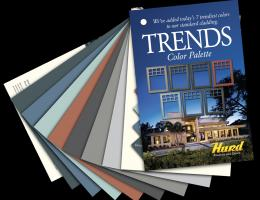 Hurd Windows & Doors Introduces New Trends Color Palette with Seven Colors