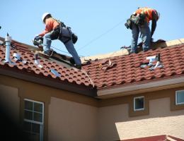 Metal Roofing Alliance installation