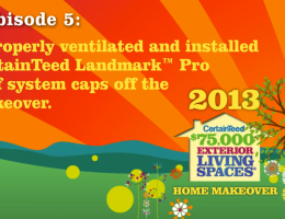 New CertainTeed Webisode Highlights Proper Home Weatherization and Attic Ventilation