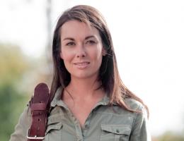Kayleen McCabe, host of DIY Network's Renovation Nation