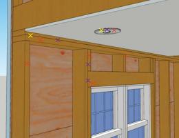 Building Envelope: X Marks the Spot, Building Science, Professional Remodeler April 2016