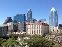 The city of Austin