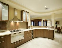 Kitchen by Mellunasaw Modern Home Interior Design Ideas