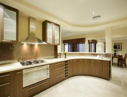 Kitchen by Mellunasaw Modern Home Interior Design Ideas