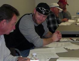 Providing job-related training helps home improvement companies retain employees.