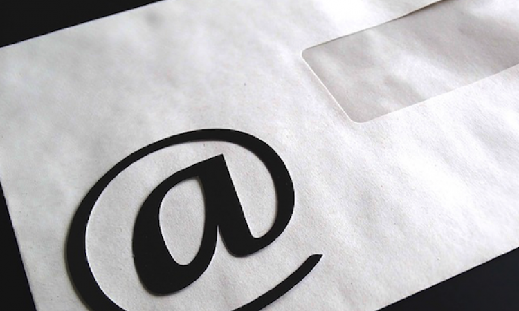 @ symbol on email—remodeling change order details are increasingly sent via email