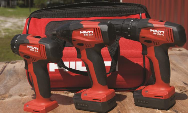 Hilti 12v Cordless Combo Kit