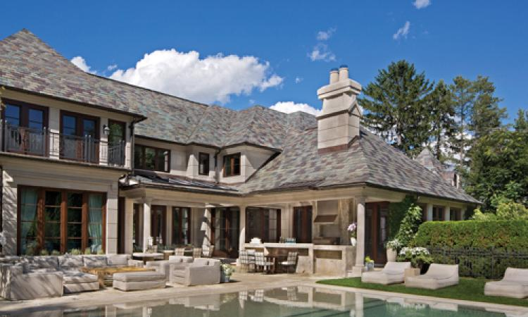 2015 Design Awards, Outdoor Living Over $100,000, Michigan, CBI Design Professionals with Thomas Sebold & Associates,