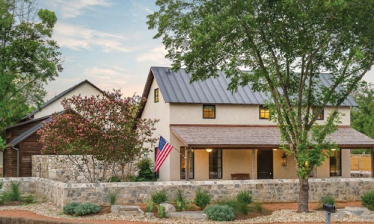 2015 Design Awards, Texas whole-house remodel, Laughlin Homes & Restoration