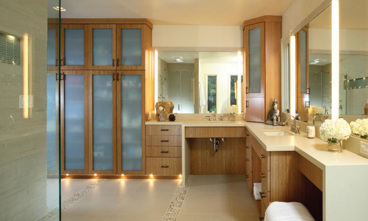 K b design aging in place bathrooms pro remodeler for Aging in place home plans