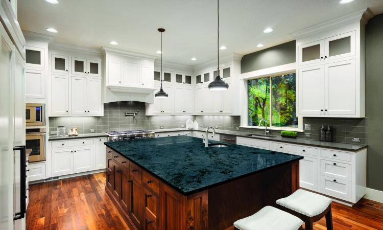 recessed kitchen lighting reconsidered pro remodeler rh proremodeler com kitchen recessed lights kitchen can lights placement