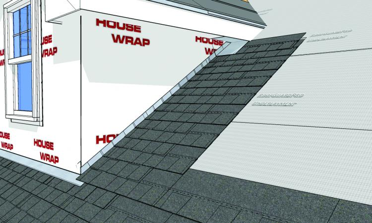 How To Flash A Dormer Pro Remodeler