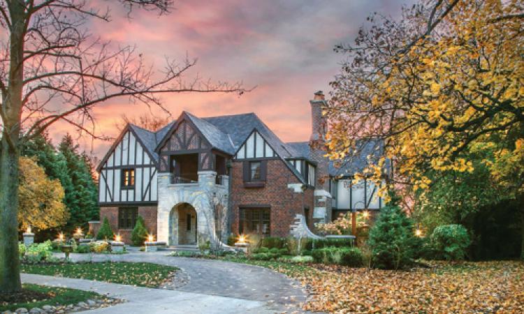 2015 Design Awards winner, Gold, Illinois, Biron Homes & Design, exterior