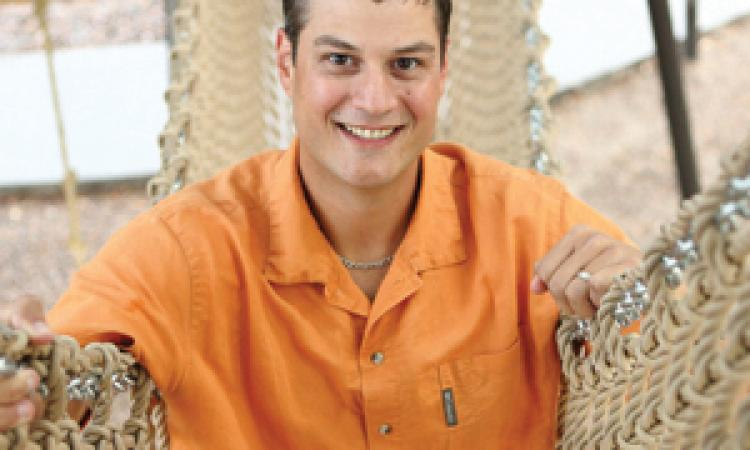 Mark Black, General manager at Silent Rivers Design + Build, in Clive, Iowa, 2015 Professional Remodeler 40 Under 40 awardee