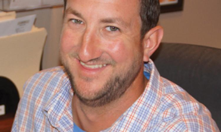 Jake Brown, Owner of Winston Brown Construction, in Topeka, Kan., 2015 Professional Remodeler 40 Under 40 awardee