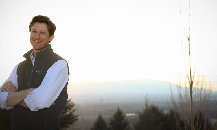 Christopher Towson, President at Living Home Construction & Design, in Salt Lake City, 2016 Professional Remodeler 40 Under 40 awardee