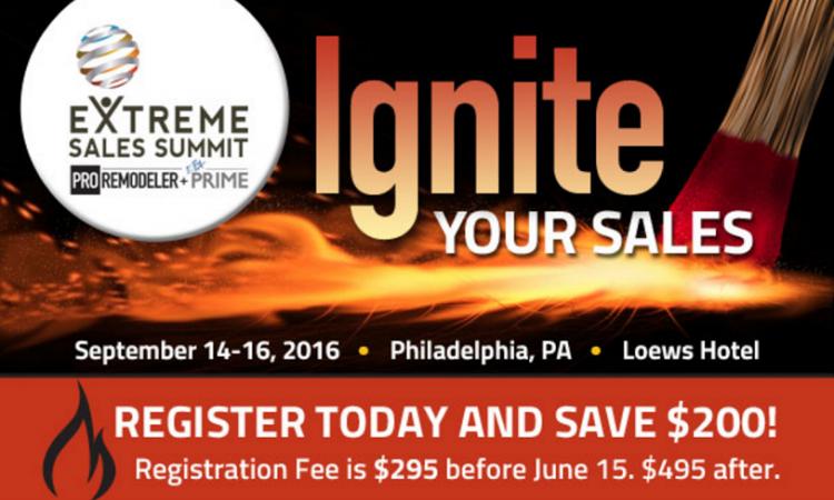 Extreme Sales Summit 2016 in Philadelphia