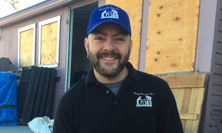 Travis Garcia, Owner at Prestige Contractors, in Castle Rock, Colo., 2016 Professional Remodeler 40 Under 40 awardee