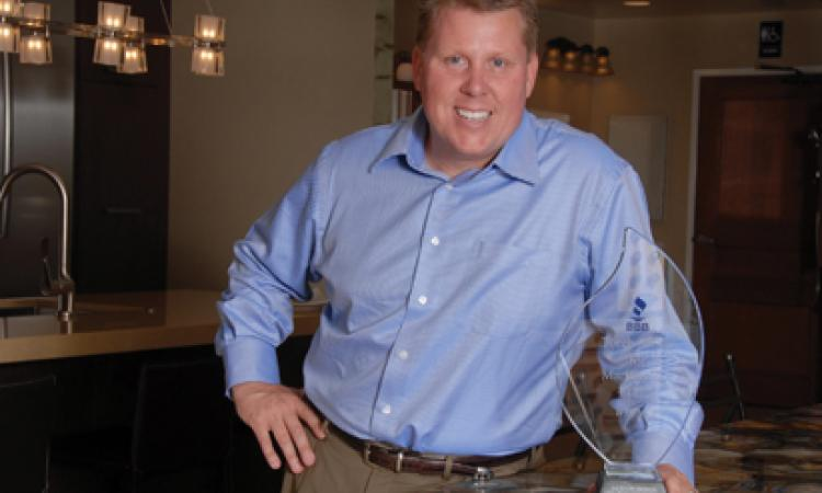 Todd R. Jackson, president and CEO of Jackson Design and Remodeling