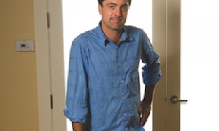Bryan Henson, President of Allen Construction, in Santa Barbara, Calif., 2015 Professional Remodeler 40 Under 40 awardee