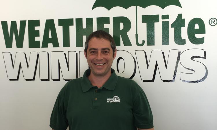 Michael Hollander, President at Weather Tite Windows, in Tampa, Fla., 2016 Professional Remodeler 40 Under 40 awardee