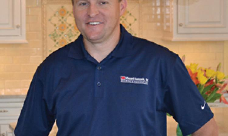Tom Hudepohl, Vice president of Vincent W. Hudepohl, in Cincinnati, 2015 Professional Remodeler 40 Under 40 awardee