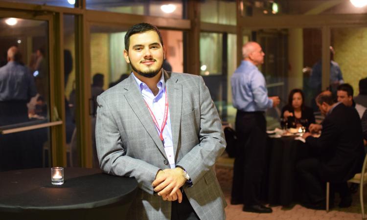 Ariel F. Istueta, Marketing Director at Metal Master Shop, in Miami, 2016 Professional Remodeler 40 Under 40 awardee