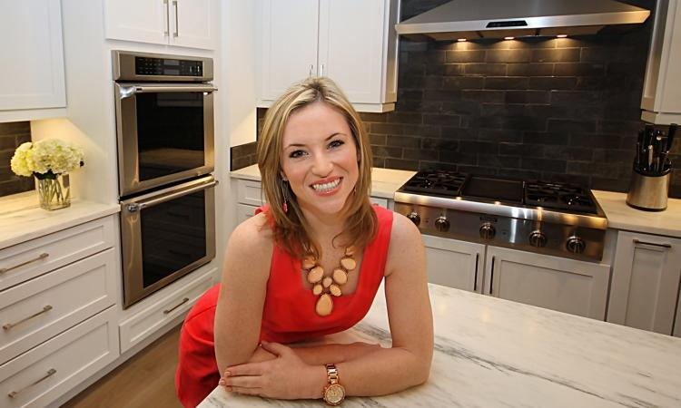 Amanda Jones, Lead Project Designer at Hatfield Builders & Remodelers, in Plano, Texas, 2016 Professional Remodeler 40 Under 40 awardee