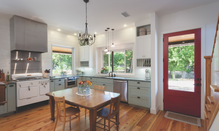 Charmant Kitchen Remodel By Risinger Homes, Austin, Texas