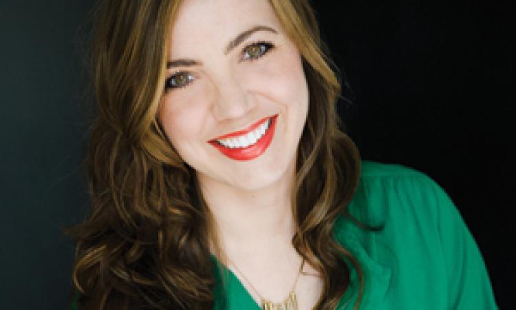 Erica Lugbill, owner/lead designer at Lugbill Designs, 2015 Professional Remodeler 40 Under 40 awardee