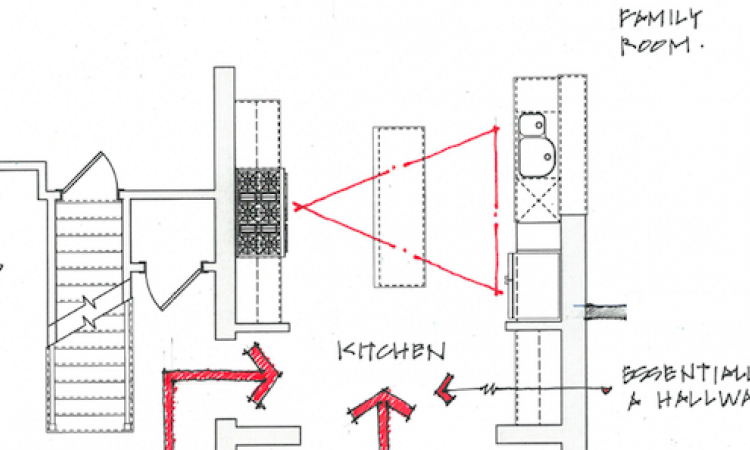 Ideas for remodeling a 1990s kitchen.