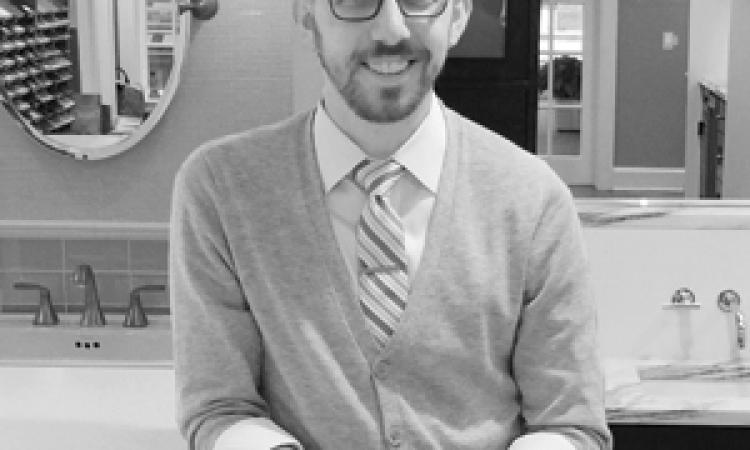 TJ Monahan, General Manager Ibby.com/Director of Project Development for Case Design/Remodeling, in Bethesda, Md., 2015 Professional Remodeler 40 Under 40 awardee