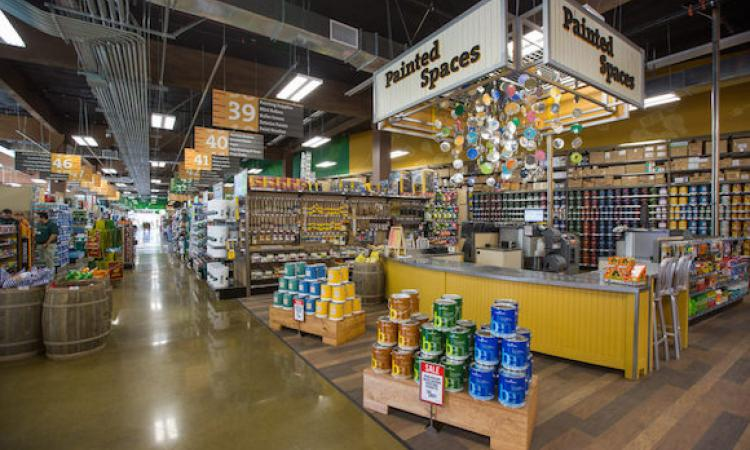 Orchard Supply Hardware La Brea store